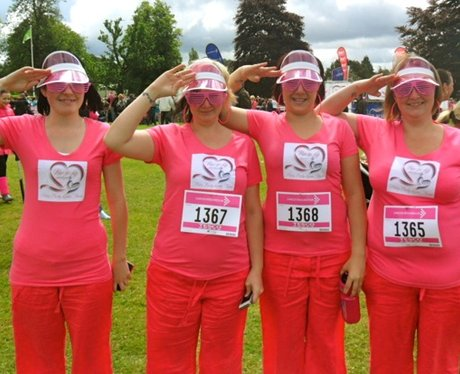 Luton 5K Race for Life