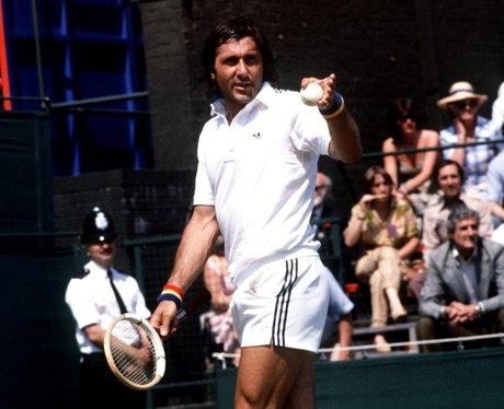 Tennis Hunks Ilie Nastase
