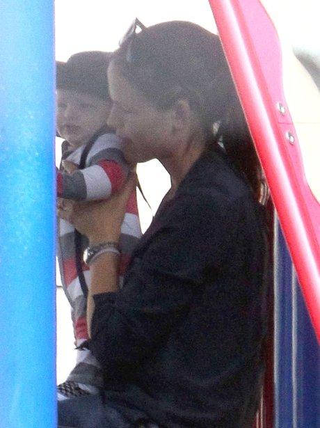 Jennifer Garner and New Baby