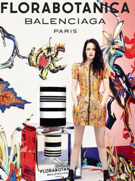 Kristen Stewart Florabotanica Balenciaga Paris