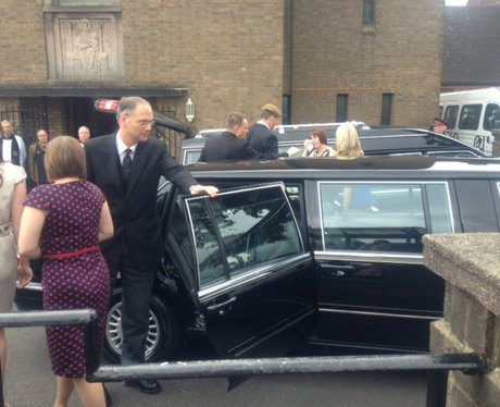Lance Corporal James Ashworth Funeral in Corby