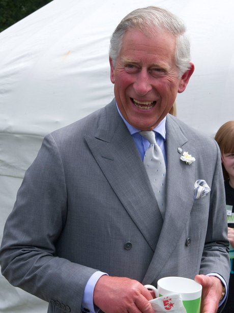 Prince Charles Supports WWF Green Ambassadors Sche