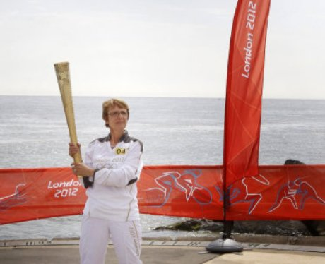 The Olympic Torch: Lowestoft