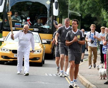 Torchbearers in Holt