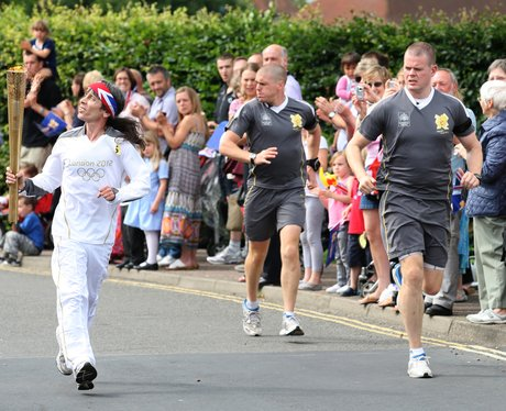 Torchbearers in Holt 2