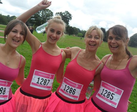 Maidstone Race For Life - Fancy Dress!