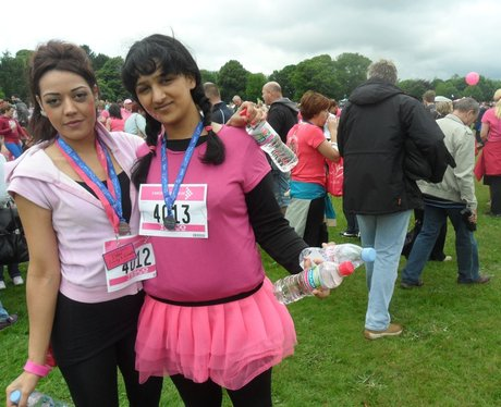 Maidstone Race For Life - The Medals!