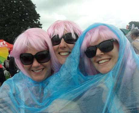 Maidstone Race For Life - The Race