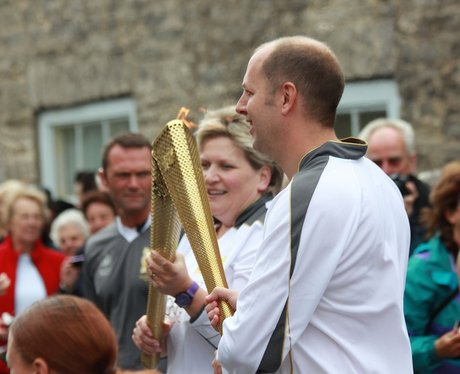Olympic Torch Relay - Friday 13th July