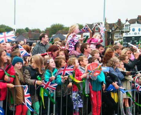 Olympic Torch Hove