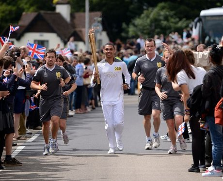 Olympic Torch Relay - 17th July