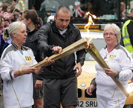 Olympic Torch Relay Day 59 Bognor to Hove