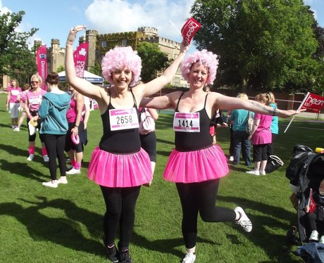 Race For Life - Rugby - Fancy Dress