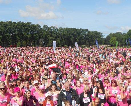 Race For Life: Birkenhead Park