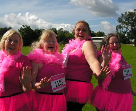 St Albans Race For Life - Before the Race