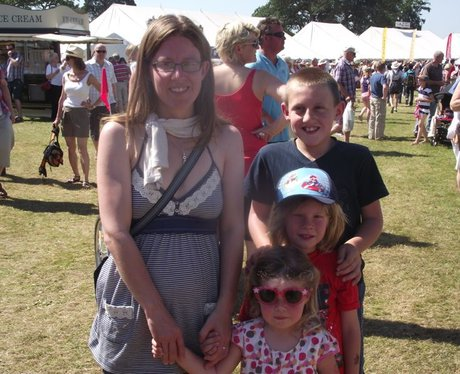 The New Forest Show - Wednesday