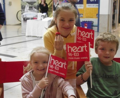 Heart at Orchard Shopping Centre