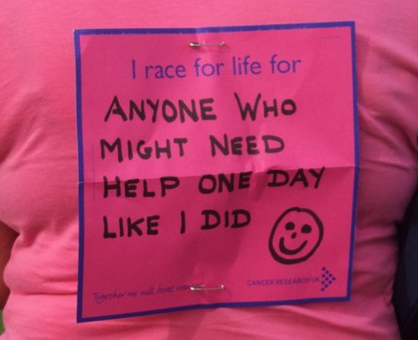 Race for Life Street