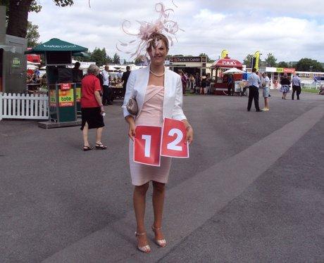 Most Stylish at Newbury Racecourse Ladies Day