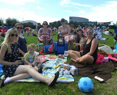 Open Air Cinema - Campbell Park