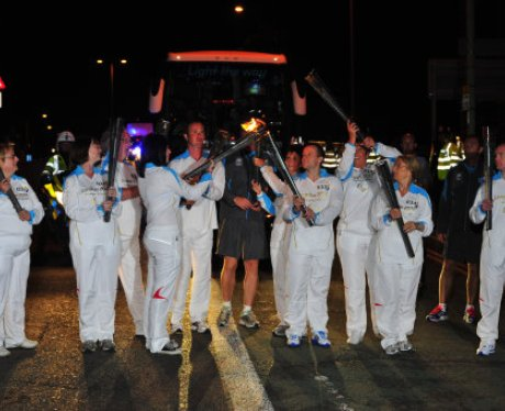 Paralympic Torch Relay 33