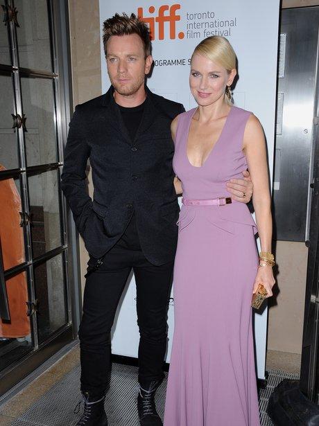 Ewan McGregor and Naomi Watts  at the Toronto Film