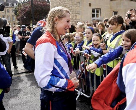 Team GB Bath Parade