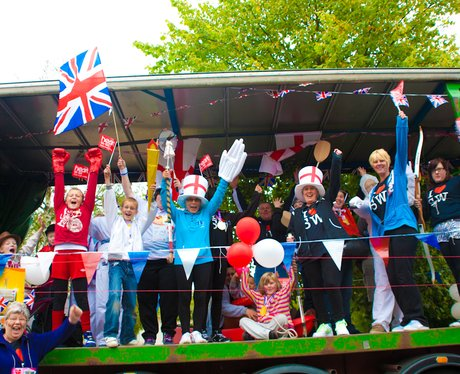 Lowestoft Carnival 2012