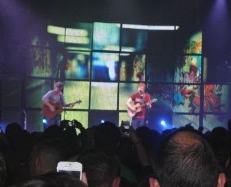 Ed Sheeran's Fan Photos