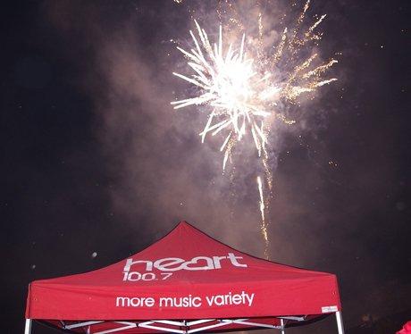 Brickfields Worcester Fireworks Evening Album 1