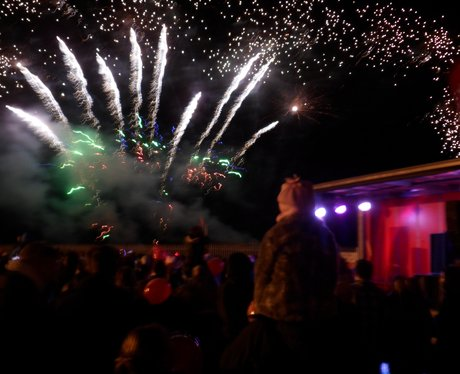Ellesmere Port Firework Spectacular Pt.3