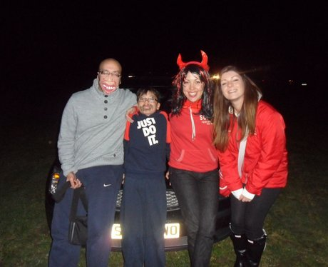 Halloween Drive in Movie's!