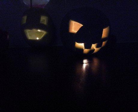 warren halloween lights