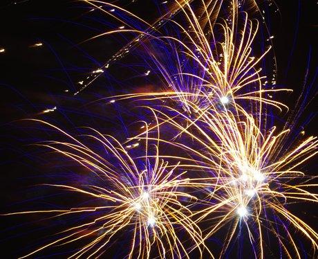 Wokingham Fireworks