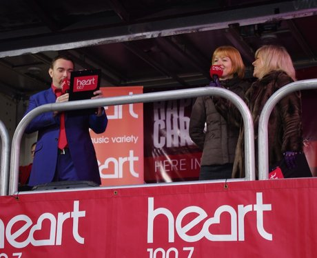 Solihull Christmas Lights Switch On