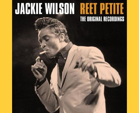 Jackie Wilson single cover for 'Reet Petite'