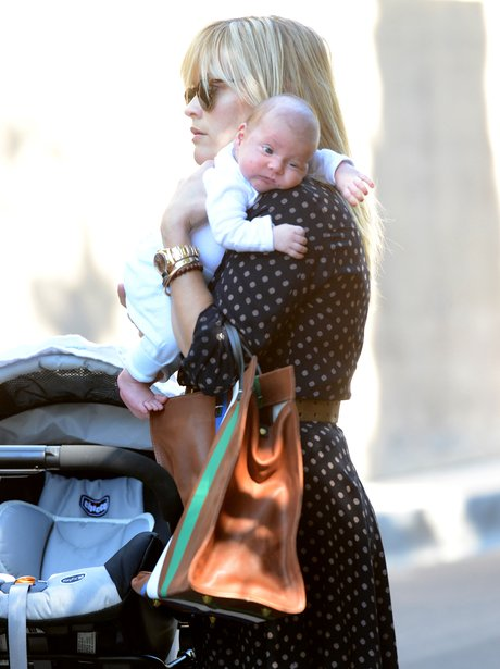 Reese Witherspoon and new baby boy