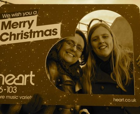 Happy Hearts at the Festival of Xmas