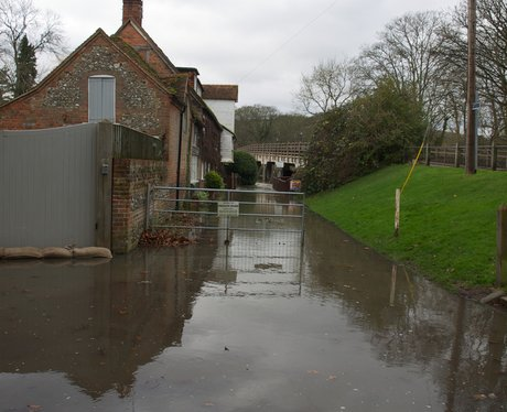 Thames Valley Flooding