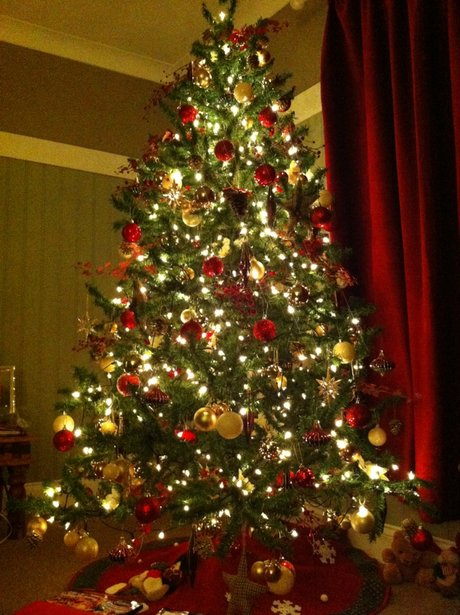 Heart Listeners' Christmas trees - Your Christmas Trees - Heart