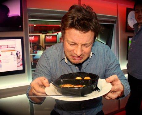 Jamie Oliver on Heart Breakfast