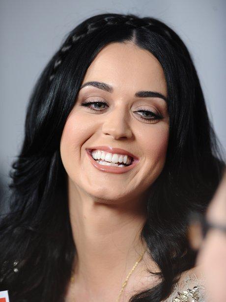 Katy Perry arrives at 'Trevor Live' honoring Katy