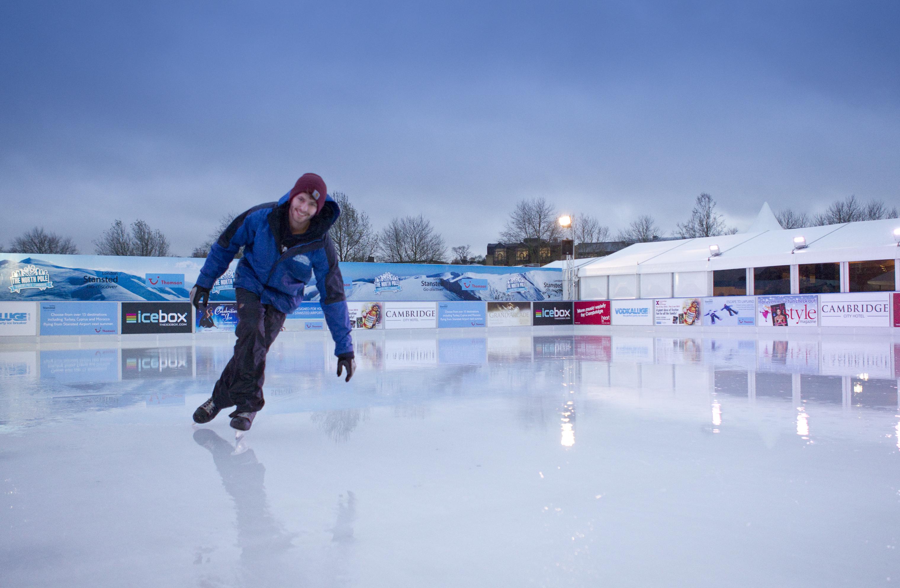business plan skating rink