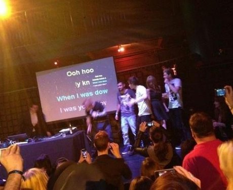 One Direction and Taylor Swift Kareoke