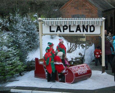 Llangollen Santa Special - Gallery 1