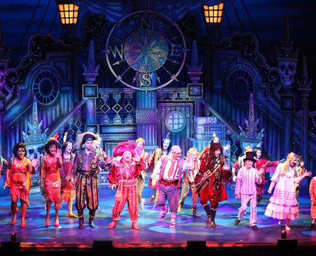 Peter Pan at the Aylesbury Waterside Theatre
