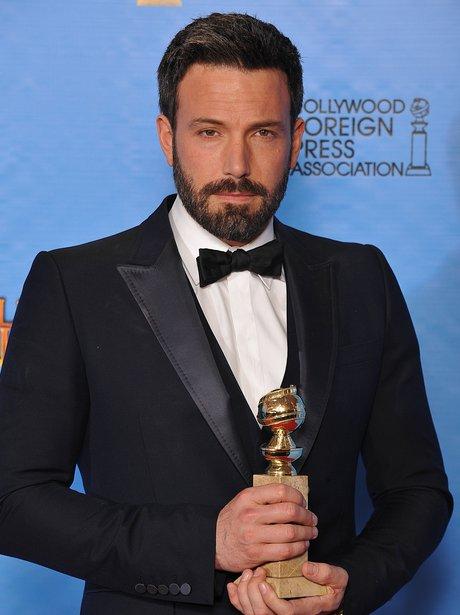 Ben Affleck Golden Globes 2013 winners