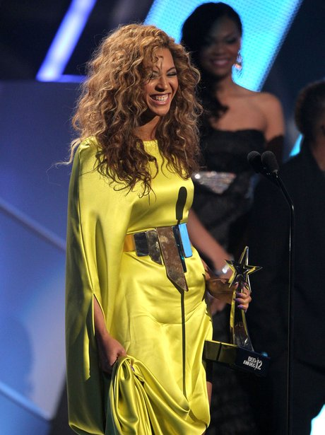 Beyonce at LA BET Awards