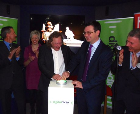 DAB comes to Herts Beds and Bucks
