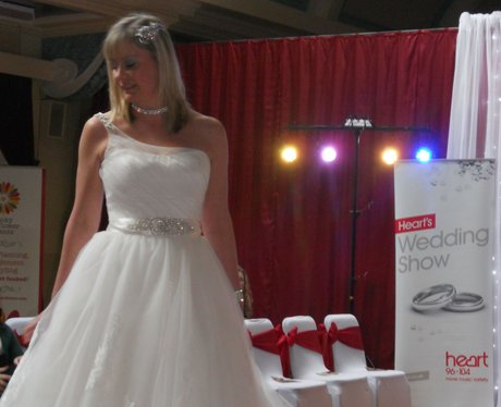 Wedding Show - Hulme Hall 2013